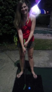 Watch out Tiger!