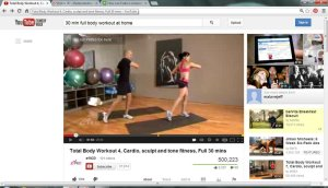 Total Body Workout 4, Cardio, sculpt and tone fitness, Full 30 mins - YouTube - Google Chrome 5202013 120548 PM